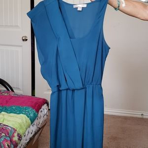 Forever 21 Teal Mini Dress
